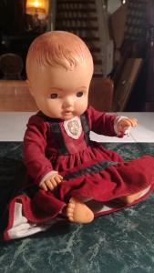 DDR - Ostalgie Baby Puppe