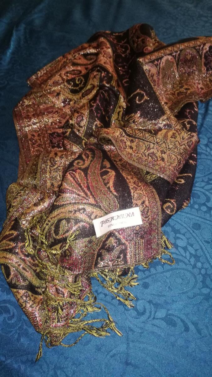 Schal von  Pashmina aus 100% Cashmere 0