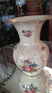 Fürstenberg Vase um 1920