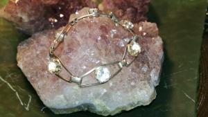 925er Bergkristall - Armband