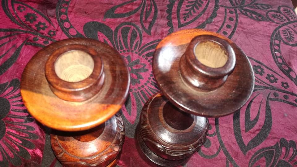 Antike Kerzenständer 4