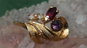 Silberner Ring - 925 Vergoldet