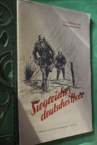 Tolle alte Bildermappe vom Einsatz der Wehrmacht - 1941
