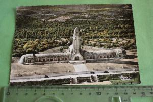 Tolle alte Karte - Frankreich - Verdun - Douaumont  50-60er Jahre