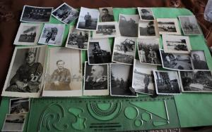 46 tolle alte Fotos eines Soldaten - Frankreich, Dänemark, Prag - ISA Abzeichen