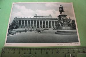 Tolle alte Karte - Berlin - Lustgarten u. altes Museum - 1936