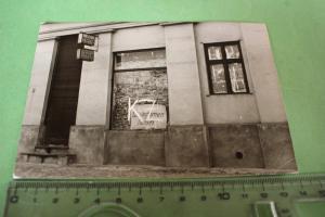 Interessantes altes Foto - Willkommen in Berlin überschmiert.... 1962