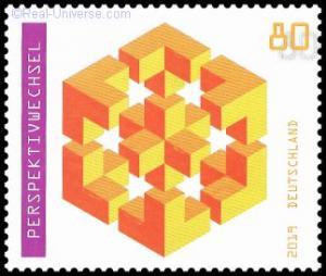 BRD - MiNr.: 3497 - Perspektivwechsel - nassklebend - Postfrisch
