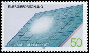 BRD - MiNr.: 1101 - Energieforschung - Postfrisch