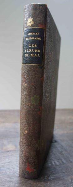 Baudelaire, Charles: Les Fleurs du Mal