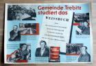 Gemeinde Trebitz studiert das Weissbuch über die amerikanisch-englische Interventionspolitik in Westdeutschland und das Wiedererstehen des Deutschen Imperialismus.