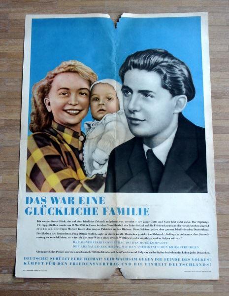 das war eine gl ckliche familie deutsche sch tzt eure heimat seid wachsam gegen die feinde. Black Bedroom Furniture Sets. Home Design Ideas