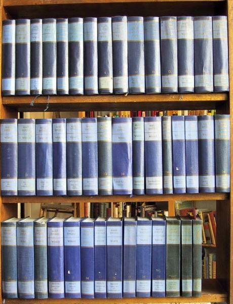 Marx, Karl und Engels, Friedrich: Karl Marx Friedrich Engels Werke.