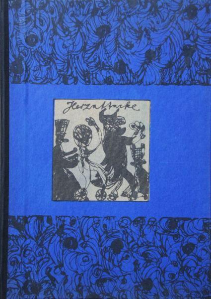 Herzattacke 2001/II. Literatur- und Kunstzeitschrift. Herausgegeben von Maximilian Barck. 13.Jahrgang.