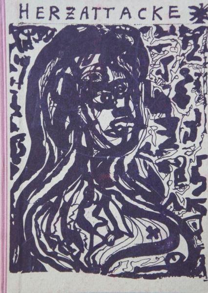 Herzattacke 2010/I. Literatur- und Kunstzeitschrift. Herausgegeben von Maximilian Barck. 22.Jahrgang.