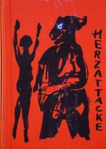 Herzattacke 2008/II. Literatur- und Kunstzeitschrift. Herausgegeben von Maximilian Barck. 20.Jahrgang.