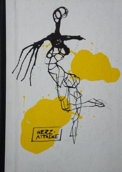 Herzattacke 2003/II. Literatur- und Kunstzeitschrift. Herausgegeben von Maximilian Barck. 15.Jahrgang.