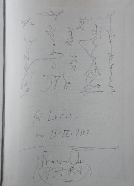 Herzattacke Sondernummer 2003. Literatur- und Kunstzeitschrift. Herausgegeben von Maximilian Barck. 15.Jahrgang. 1