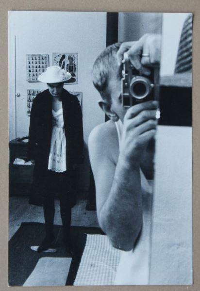 Fotographie: Konvolut von 5 schwarz/weiß Fotographien von Will McBride