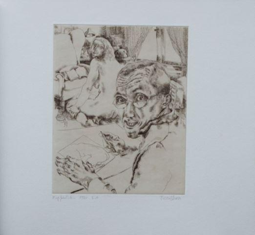 Torrilhon Selbstportraits 1980 2