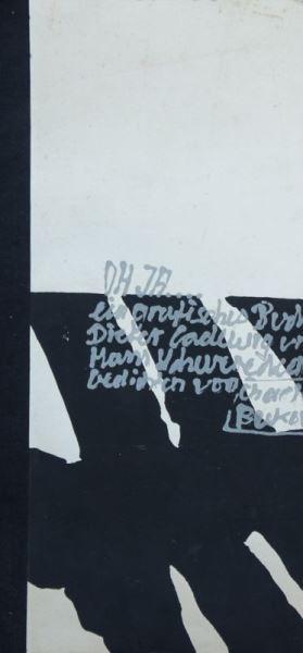 Bukowski, Charles: OH JA..... ein grafisches Buch von Dieter Ladewig.