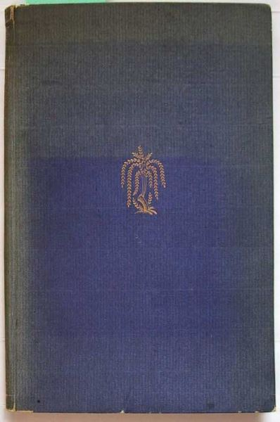 Lenau, Nikolaus: Der trübe Wanderer. Lieder an die Natur von Nikolaus Lenau. Mit Originalsteinzeichnungen von Hugo Steiner-Prag.