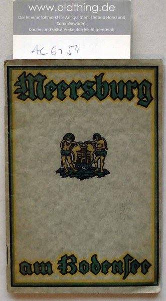 Eiermann, Kl.: Meerseburg am Bodensee.