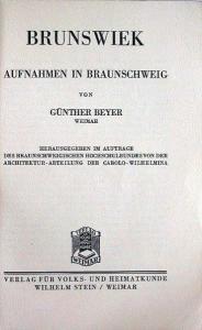 Flesche, Prof. Dr.: Brunswiek.