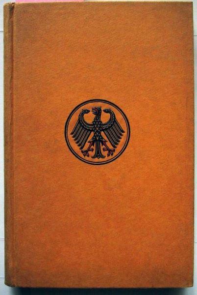 Reichsministerium des Innern (Hrsg.): Handbuch für das Deutsche Reich 1922.