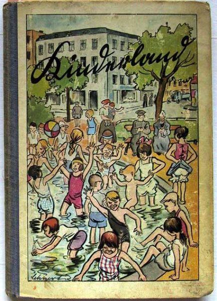 Kinderland 1929. Ein Jahrbuch für Arbeiterkinder in Stadt und Land.