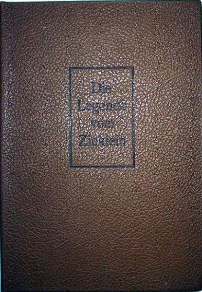 Marquardt, Hans (Hrsg.): Die Legende vom Zicklein.