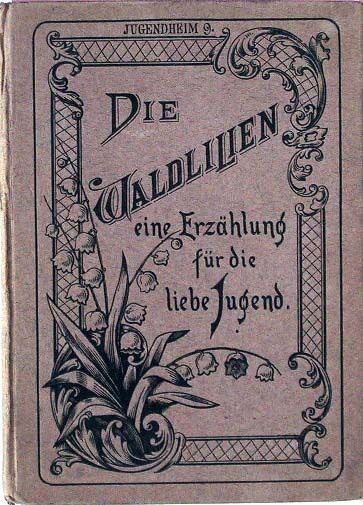 Speckter, Otto: Die Waldlilien. Mit Illustrationen von Otto Speckter.