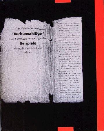 Cohnen, Ilse Valerie: Buchumschläge - Eine Sammlung herausragender Beispiele.