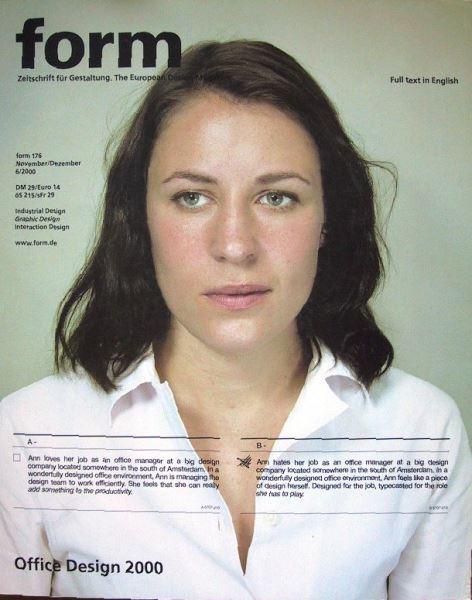 form - Zeitschrift für Gestaltung. The European Design Magazine.: form 176: Office Design 2000.