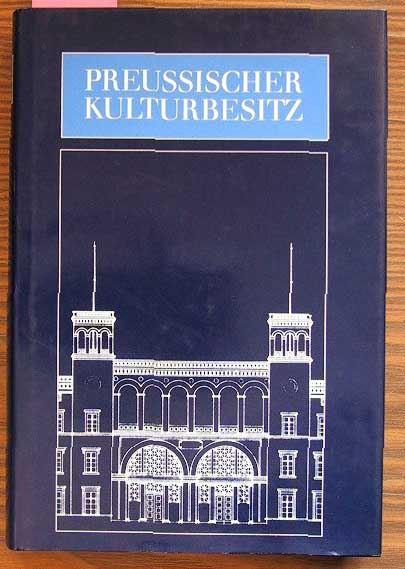 Knopp, Werner: Jahrbuch Preussischer Kulturbesitz 1989 - Band XXVI.