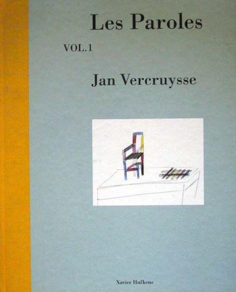 Lan Vercruysse: Les Paroles Vol.1.