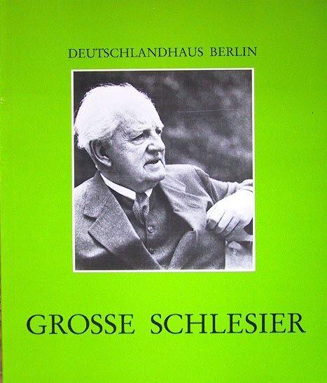Schulz, Wolfgang: Große Schlesier.
