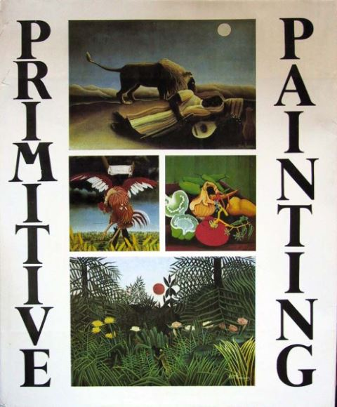 Zdunic, Drago (Ed.): Primitive Painting - An Anthology of the World´s Naive Painters.