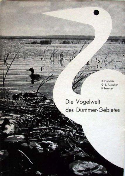 Hölscher Richard, Müller G.B.Klaus und Petersen Bernhard: Die Vogelwelt des Dümmer-Gebietes.
