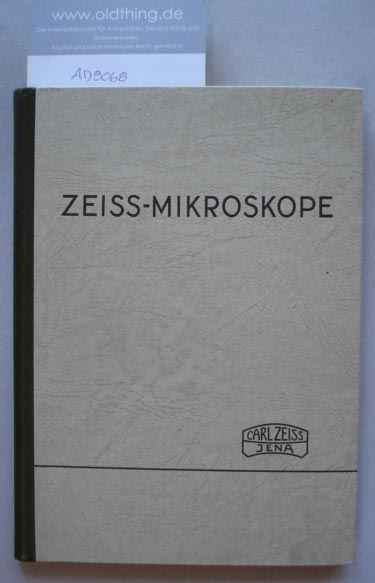 ZEISS Mikroskope und Nebenapperate. Ausgabe 1939.
