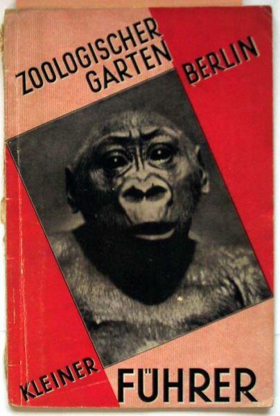 Heck, Lutz: Führer durch den Zoologischen Garten Berlin (1929).