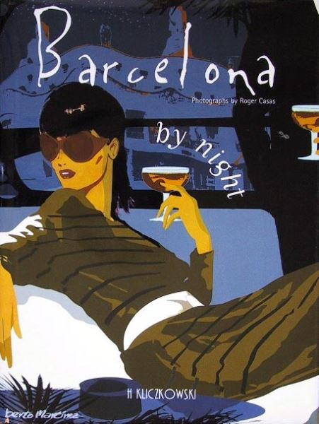 Montes, Christina: Barcelona by night.