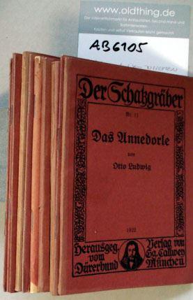 Der Schatzgräber. (Konvolut von 10 Heften).