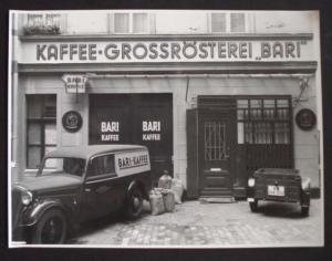 Kaffee-Grossrösterei