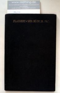 Flaubert, Gustave: Der Büchernarr. Mit Lithographien von Alfred Kubin.