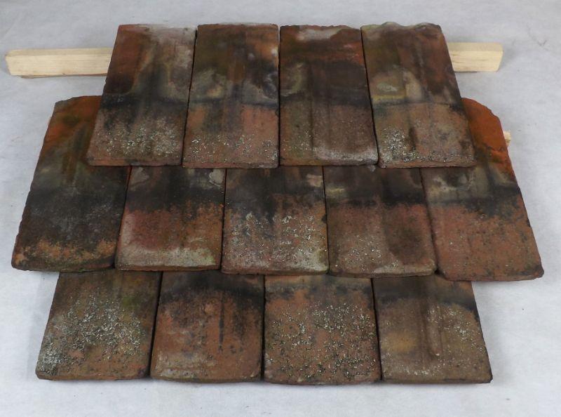 historische handstrich biberschwanz dachziegel dachsteine. Black Bedroom Furniture Sets. Home Design Ideas