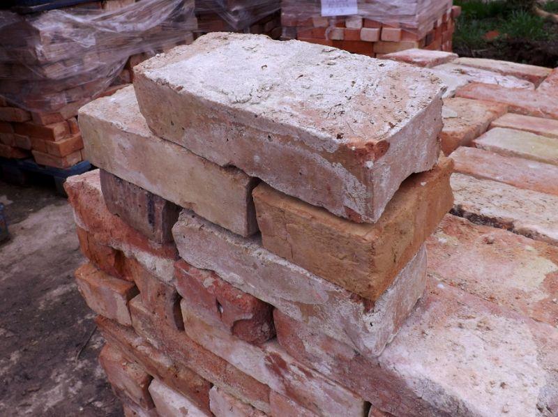 Originale ziegelsteine klinker backsteine gebrauchte for Steine streichen
