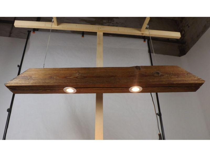 Esstisch Decken Balkenlampe Hngeleuchte Antik Altholz Fachwerk Landhaus  Shabby Chic With Esstisch Landhaus Shabby With Esstisch Rund Alt