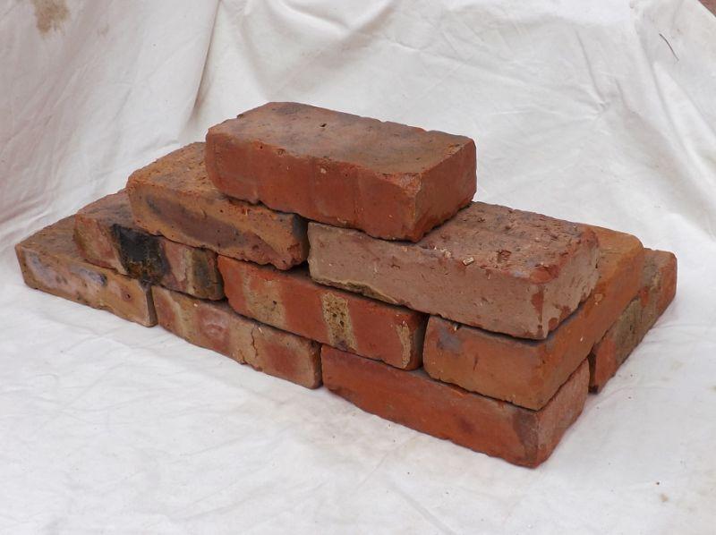 Ziegelriemchen Mauerziegel antik retro Riemchen Verblender Klinke