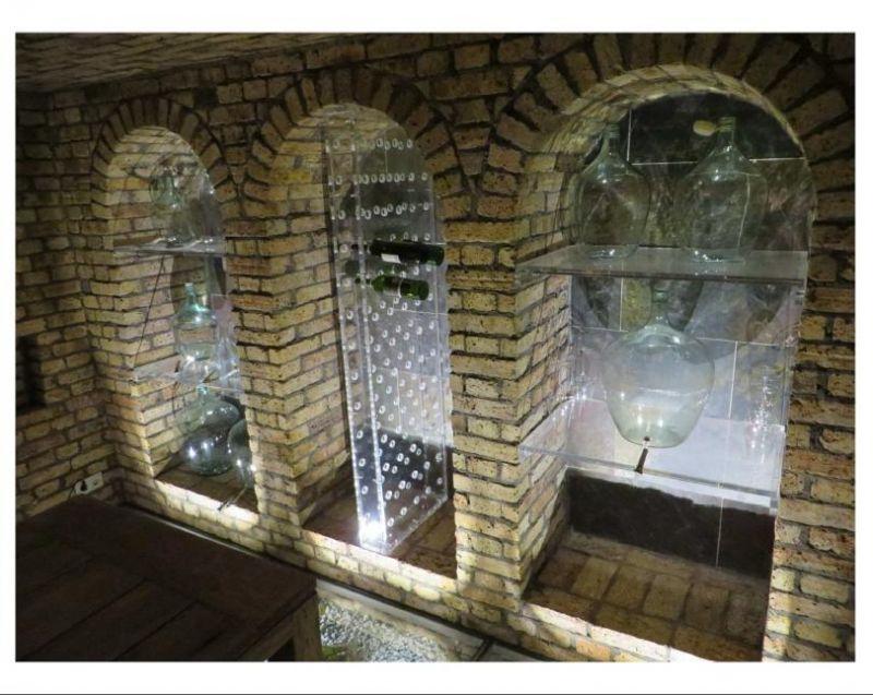 Antikriemchen Ziegelriemchen Mauerziegel Klinker antik retro Riemchen Steinriemchen Verblendziegel Fabrik Loft-Optik 4